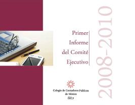 Infome anual 2008